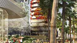 "Edouard François Designs Mixed-Use ""Gardens of Anfa"" for Casablanca"