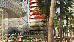 """Edouard François projeta """"Gardens of Anfa"""" em Casablanca, Marrocos"""