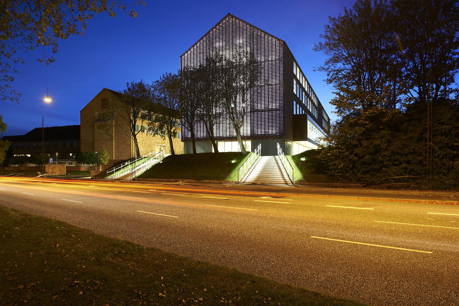 Building S Aarhus University / Cubo Arkitekter, © Martin Schubert