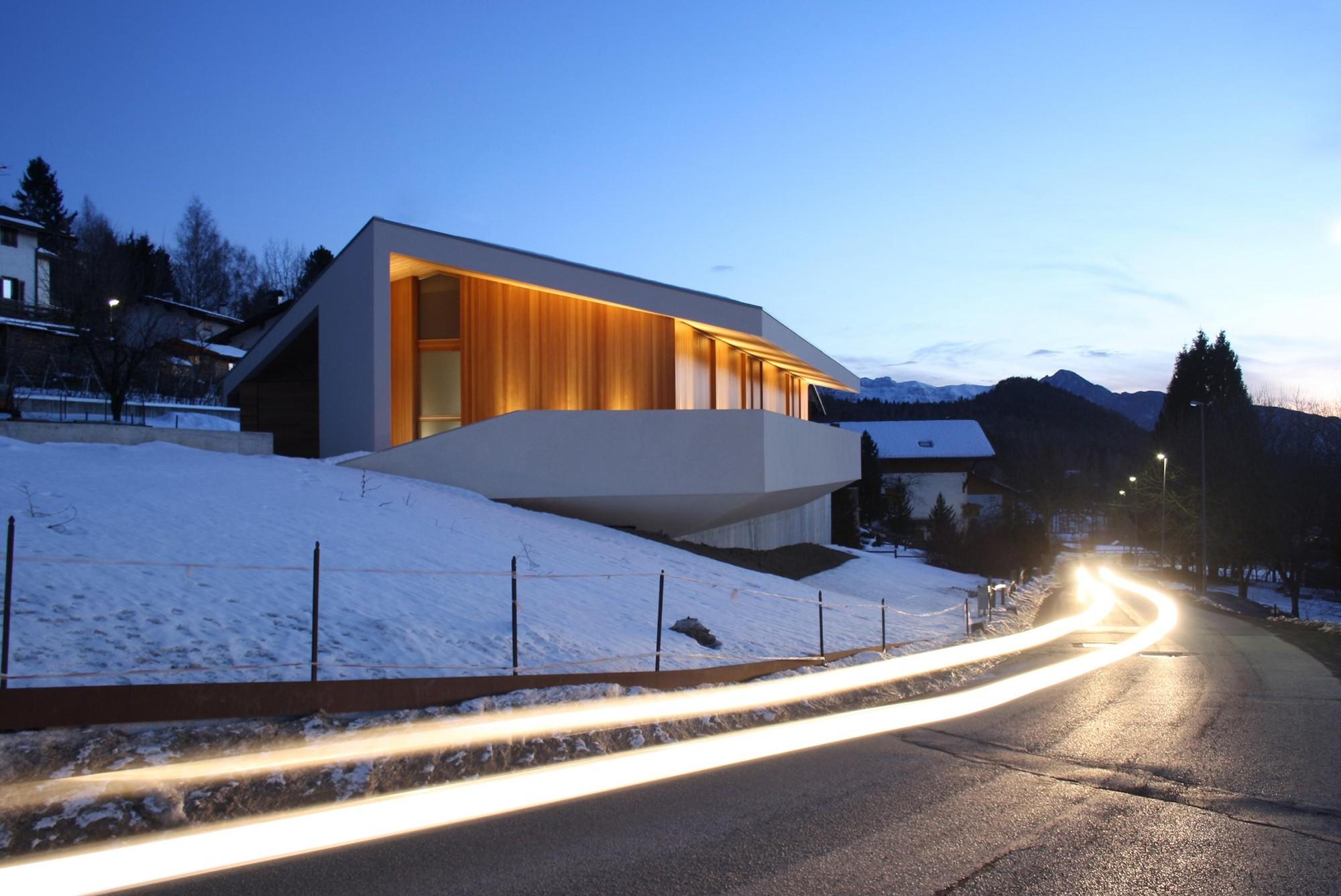 Inside the Landscape / Studio x Architettura