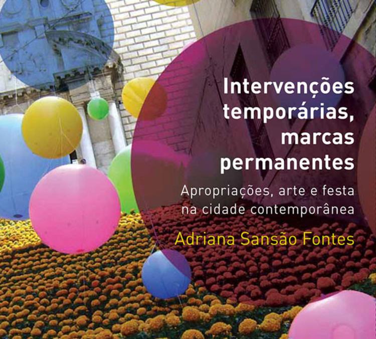 Palestra e lançamento do livro de Adriana Sansão no Studio-X Rio, via Studio-X Rio