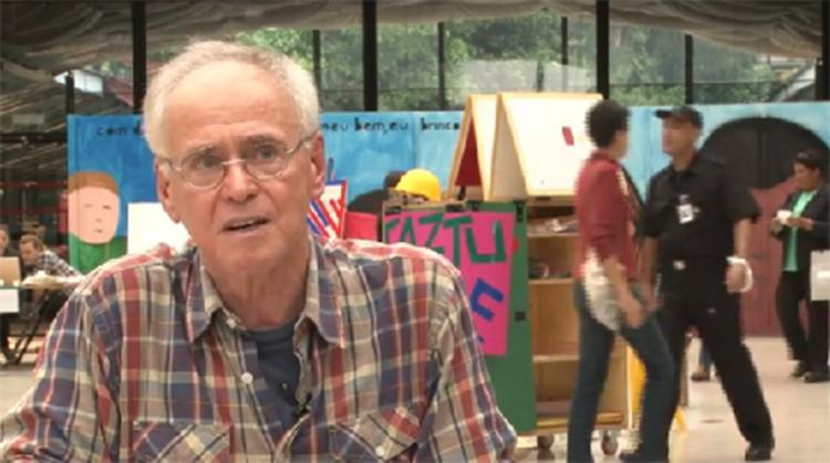 Luiz Telles, um dos autores do projeto do Centro Cultural São Paulo, faleceu neste último domingo