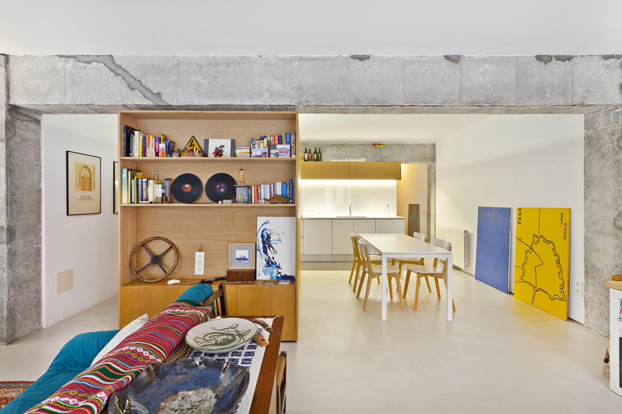 Palma Apartment Refurbishment  / Vila Segui Arquitectos, © Laura Molina