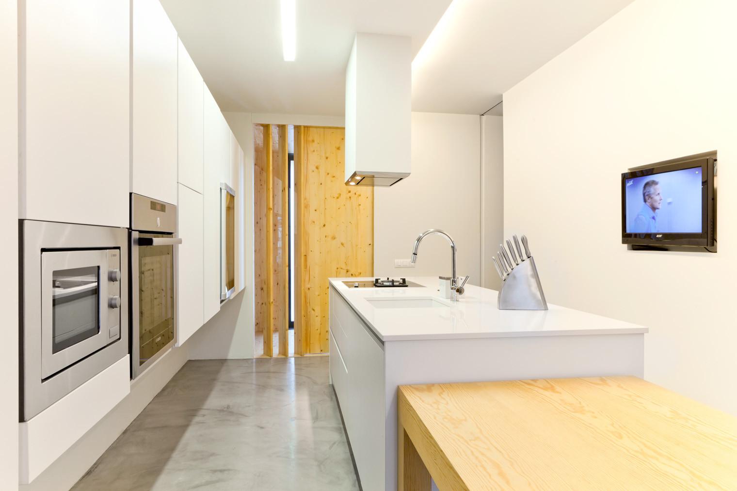 Galer a de cocinas arquitectura y ejemplos de dise o 2 - Arquitectura de diseno ...