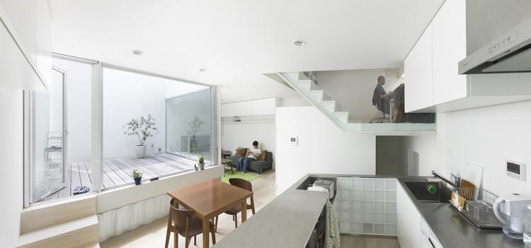 Casa M / Teppei Fujiwara Architects Labo, © Sadao Hotta