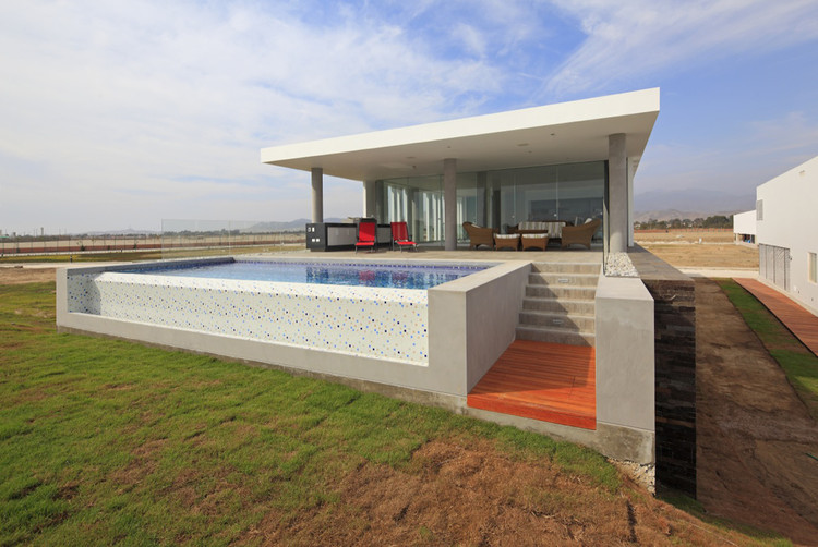 Casa en la Jolla / Metropolis, © Juan Solano Ojasi