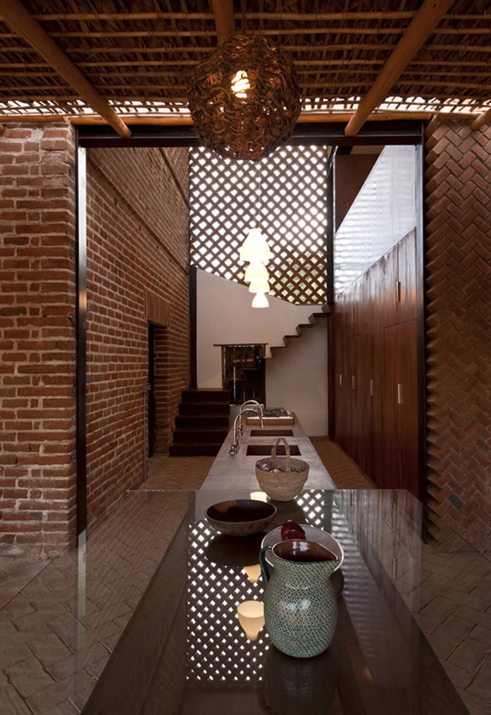 Gallery Of Casa Tabique    Tac Taller De Arquitectura Contextual