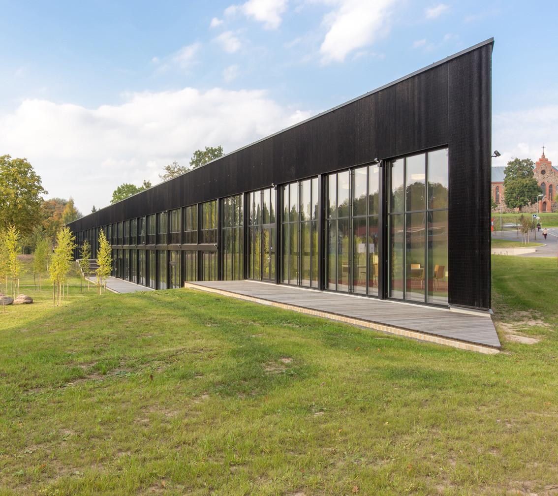 Viljandi State High School / Salto AB, Courtesy of Karli Luik