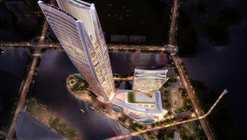 Woods Bagot Reveals Design for Wenling Sheraton
