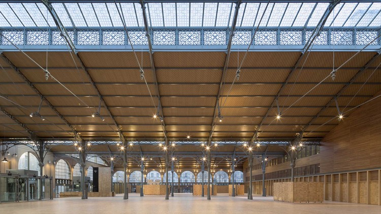 The Carreau du Temple  / studioMilou architecture , © Fernando Javier Urquijo
