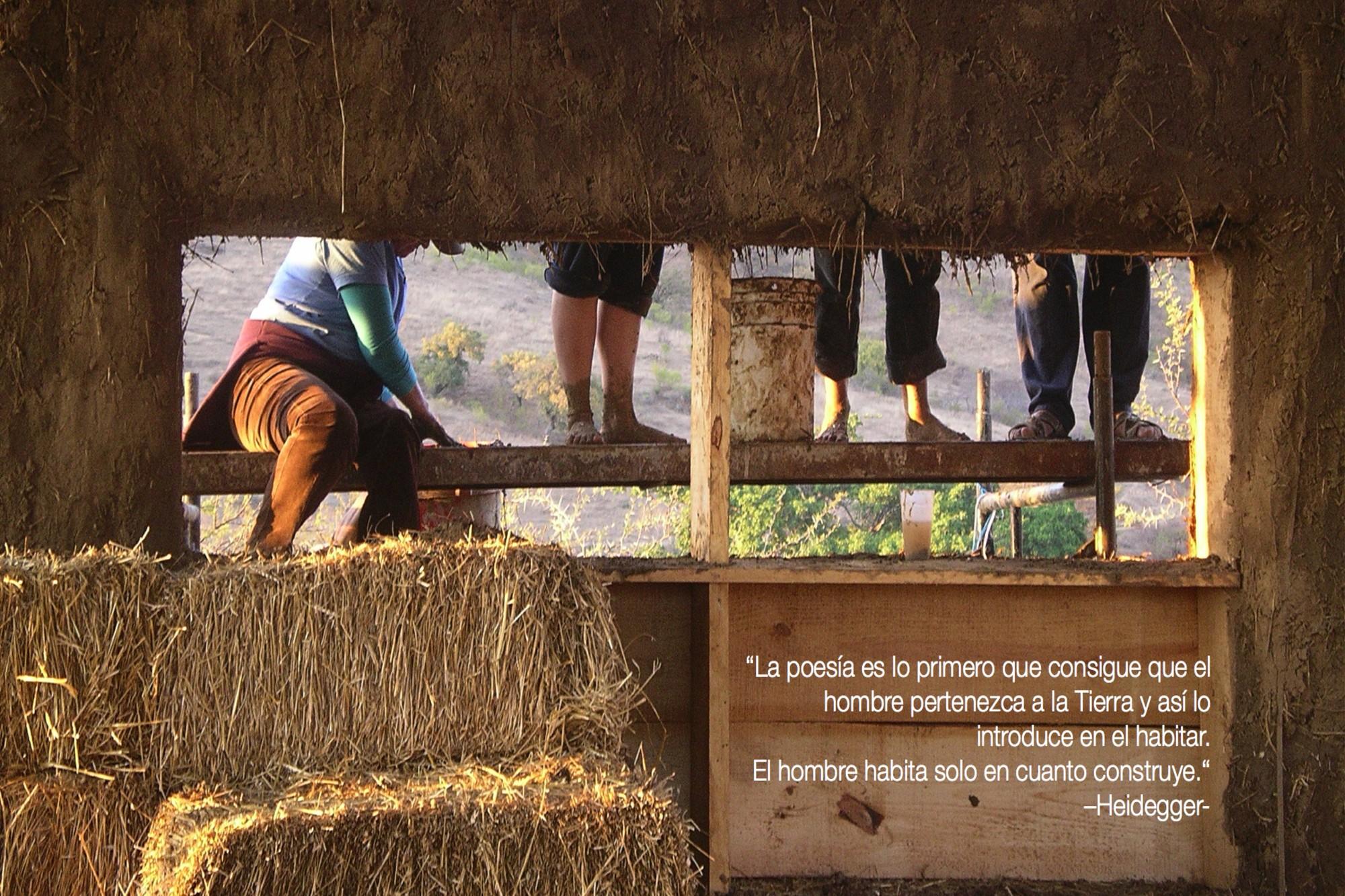 Arquitectura mexicana, social y sustentable por Laboratorio Arquitectura Básica Mx