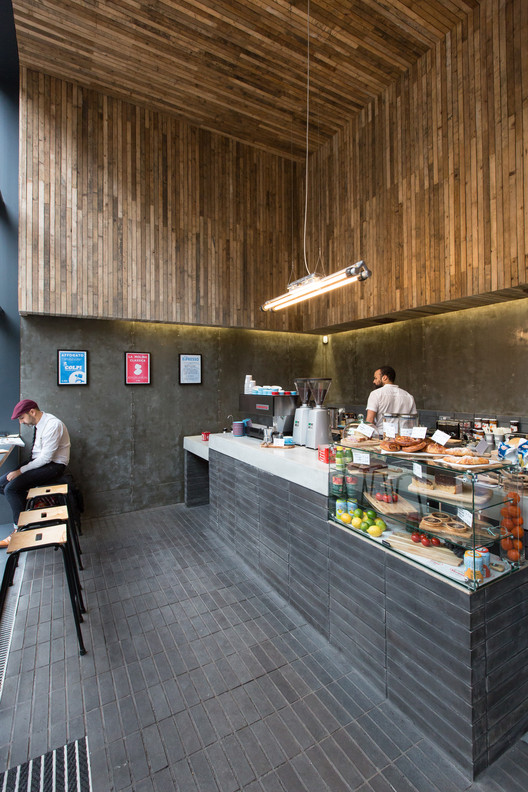 Laboratorio Espresso  / DO-Architecture, © John Wood Photowork