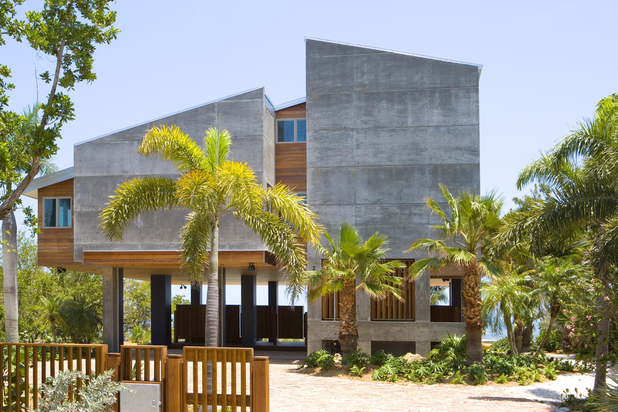 Tavernier Drive Residence / Luis Pons Design Lab, © Stephan Goettlicher