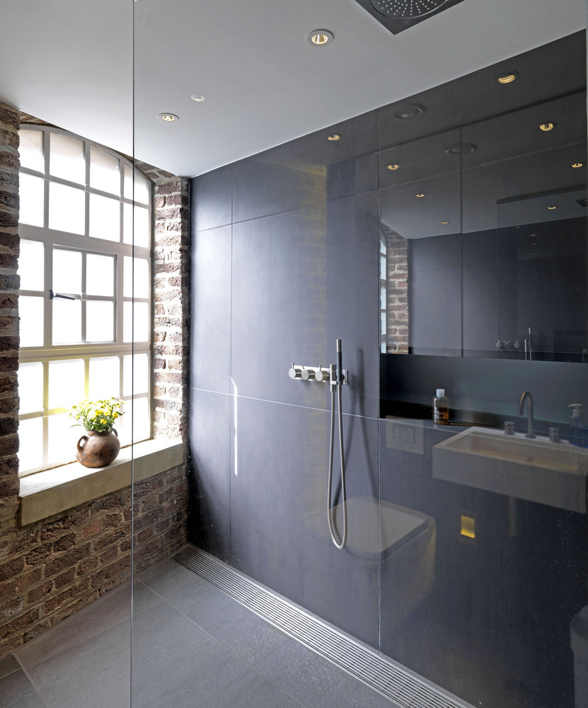 Gallery of Bermondsey Warehouse Loft Apartment / FORM Design ...