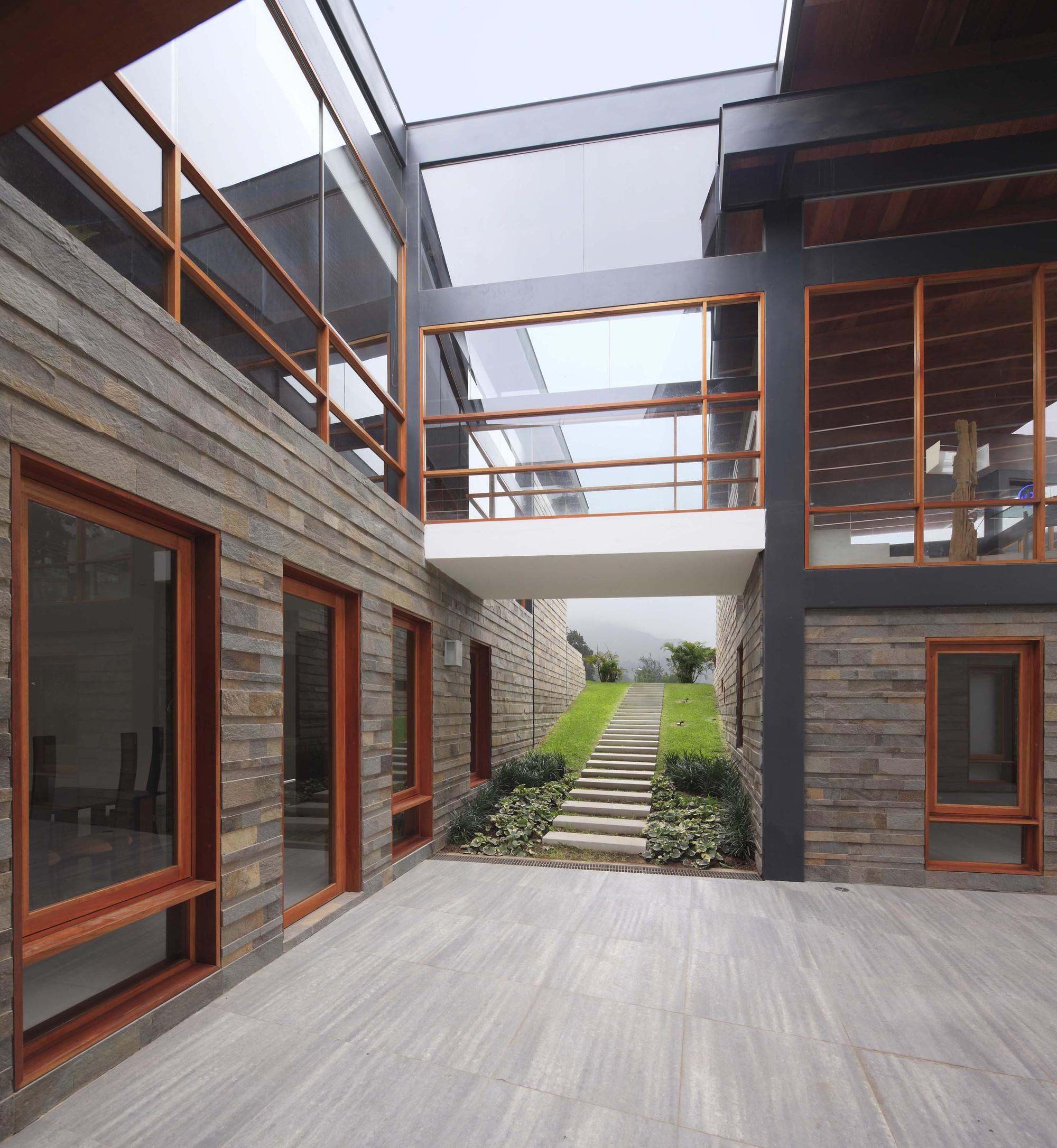 Abanico House / Cynthia Seinfeld Lemlig
