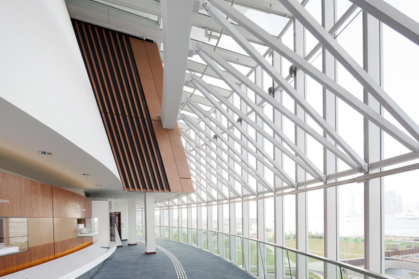 Image result for hksar government headquarters interior