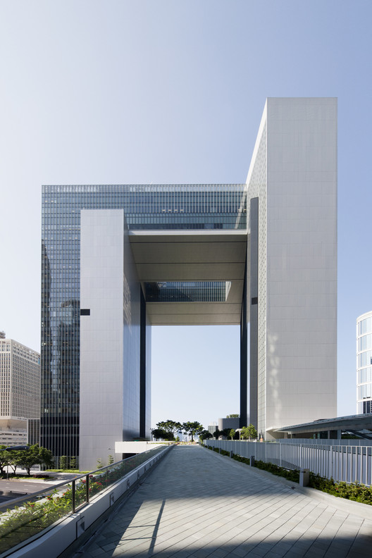HKSAR Government Headquarters / Rocco Design Architects , Courtesy of Rocco Design Architects