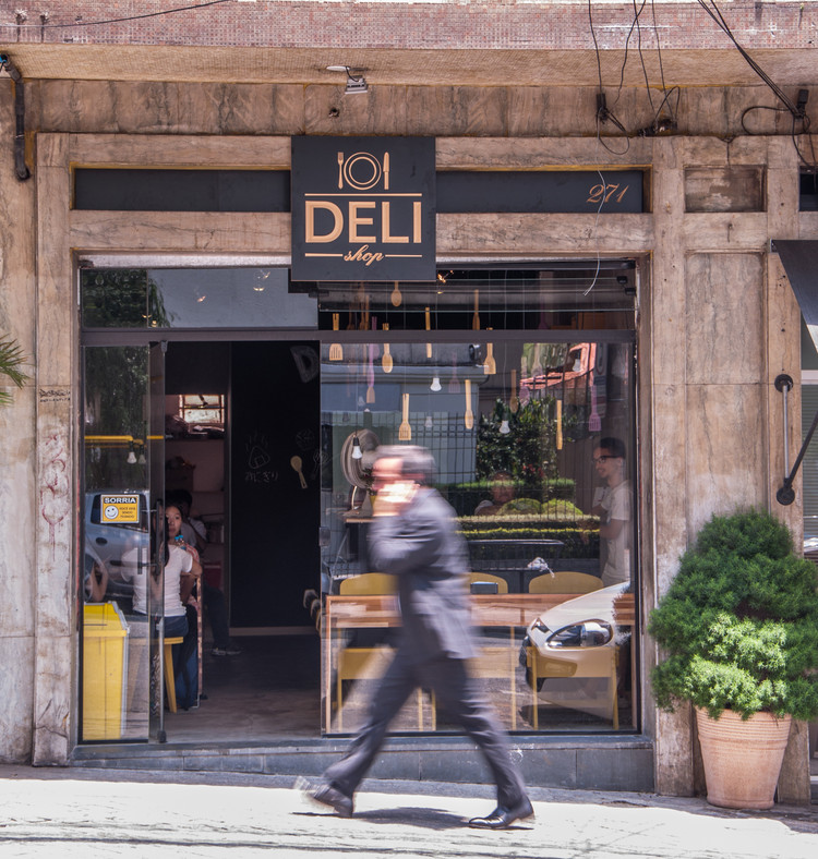 Deli Shop / Studio dLux, © LR Foto