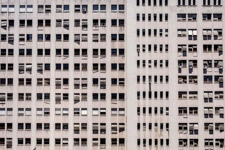 Projeto fotográfico: Densidade urbana, © Martín Volman