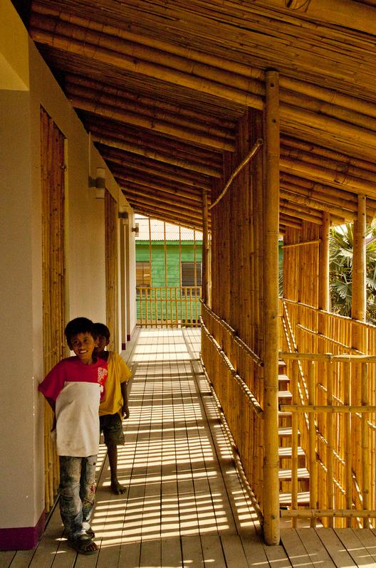 Centro Juvenil en Camboya: el Bambú al servicio de la Comunidad, © Susanna Alatalo