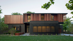 Baulinder Haus / Hufft Projects