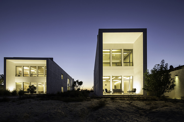 The Six  / fikrr architects, © Nelson Garrido