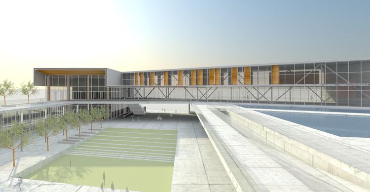 Vencedor do Concurso para a unidade SESC Osasco / Grifo Arquitetura, Cortesia de Grifo Arquitetura