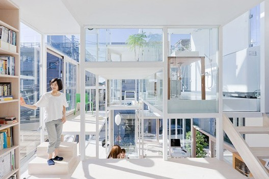 The Freakonomics Podcast Tackles the Question: Why Is Japan Crazy About Housing?, House NA / Sou Fujimoto Architects. Image © Iwan Baan