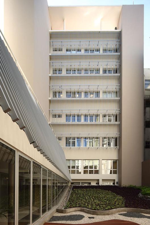 Sanatorio Finochietto  / Estudio AFS, © Sosa Pinilla