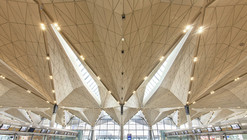 Aeropuerto Internacional de Pulkovo / Grimshaw Architects + Ramboll + Pascall+Watson