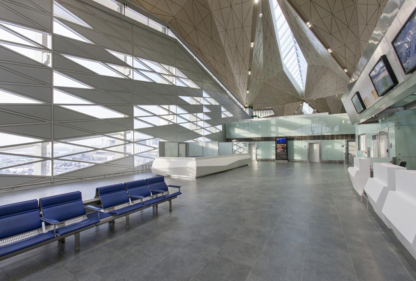 Gallery Of Pulkovo International Airport Grimshaw
