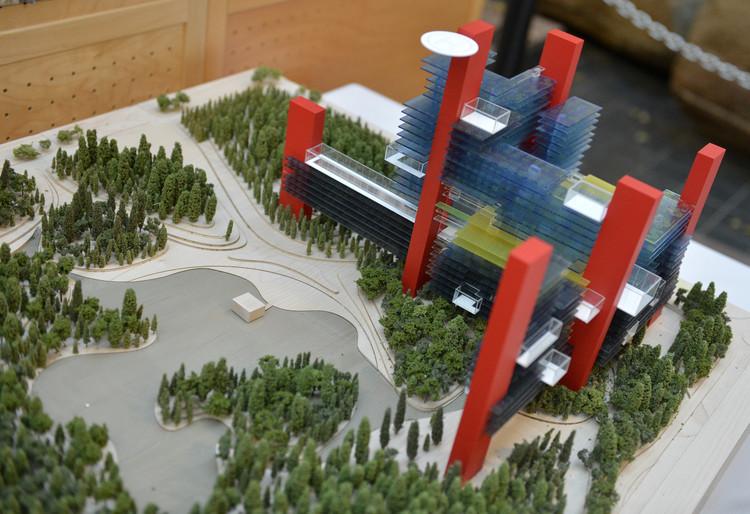 Propostas para a sede da empresa Statoil - OMA, Foster + Partners, Snøhetta e outros, © Harald Pettersen / Statoil