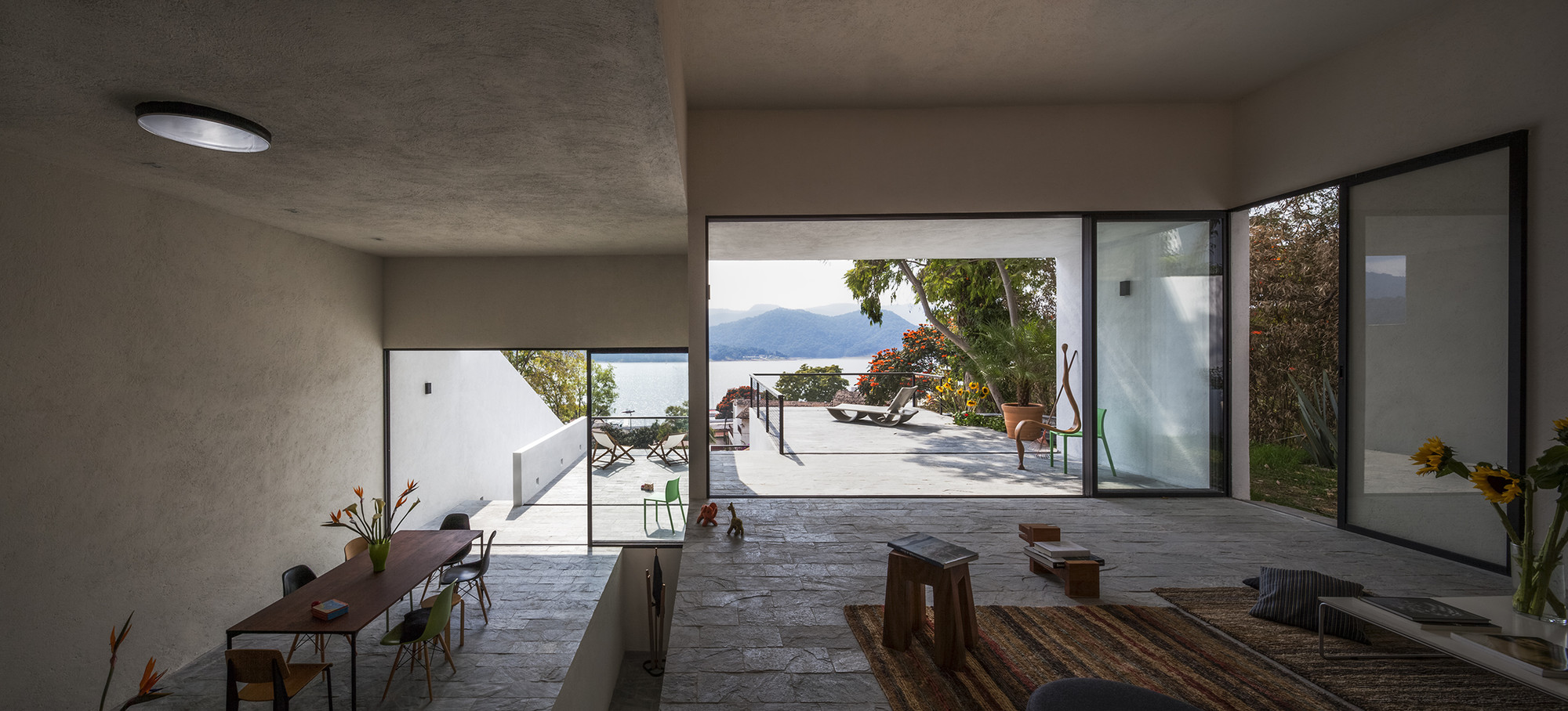 House of stairs dellekamp arquitectos archdaily - Cm arquitectos ...