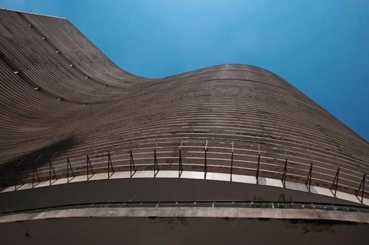 Edifício Copan receberá um museu em homenagem à obra de Niemeyer, Cortesia de Folha de S. Paulo
