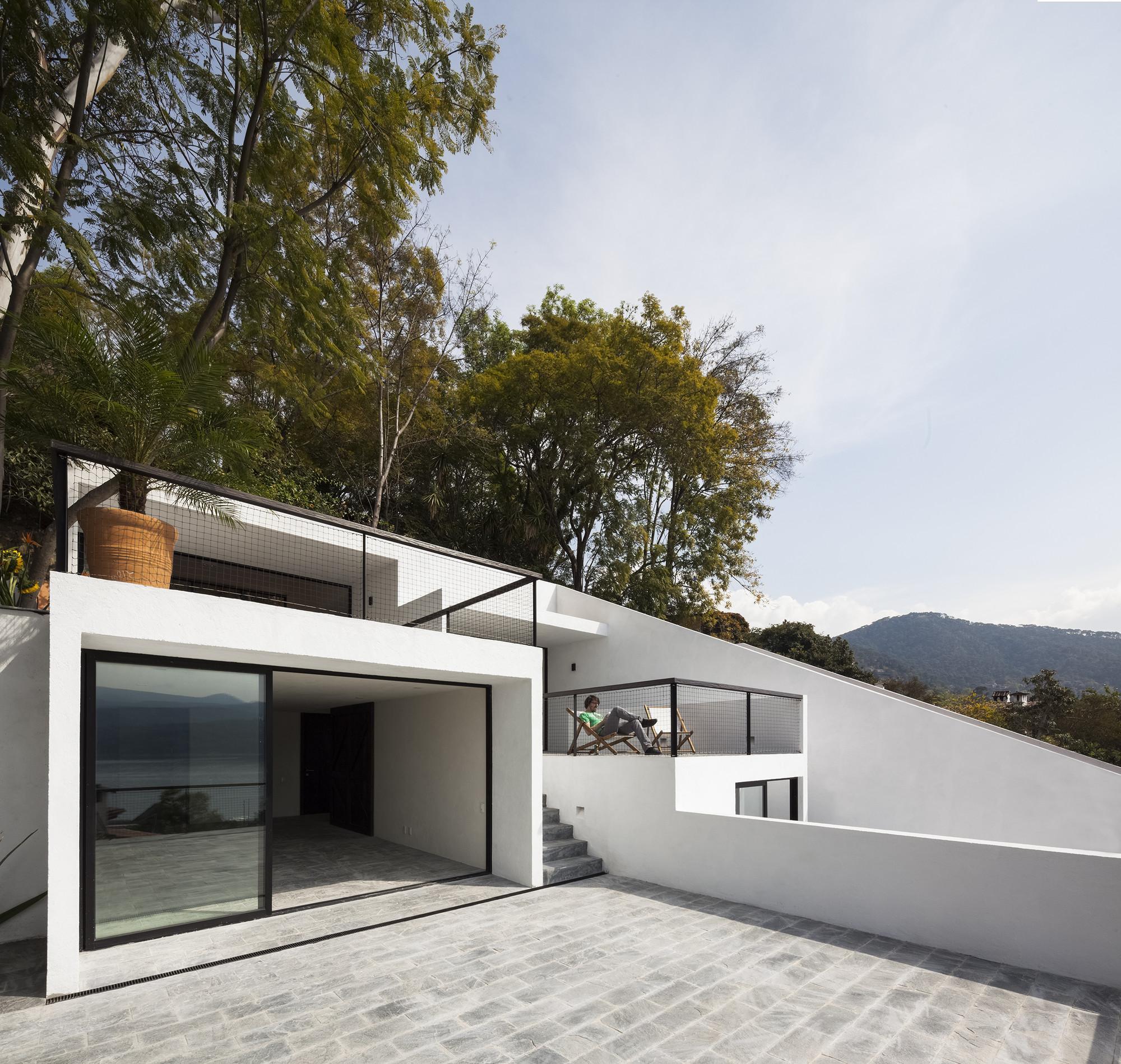 Galeria de casas mestre dellekamp arquitectos 9 for Arquitectos para casas