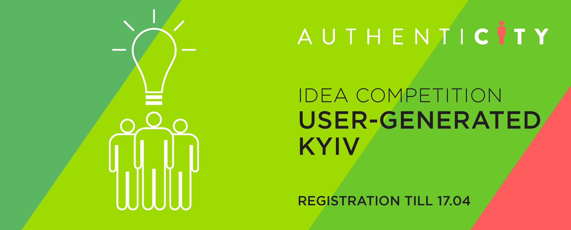 User-Generated Kyiv Ideas Competition