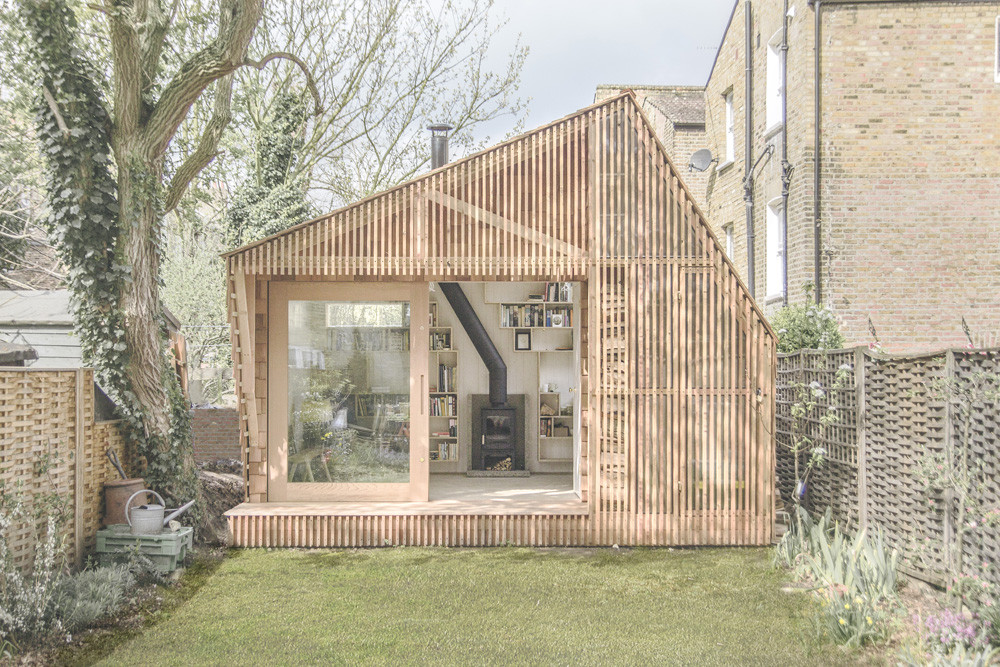 Writer S Shed Wsd Architecture Archdaily