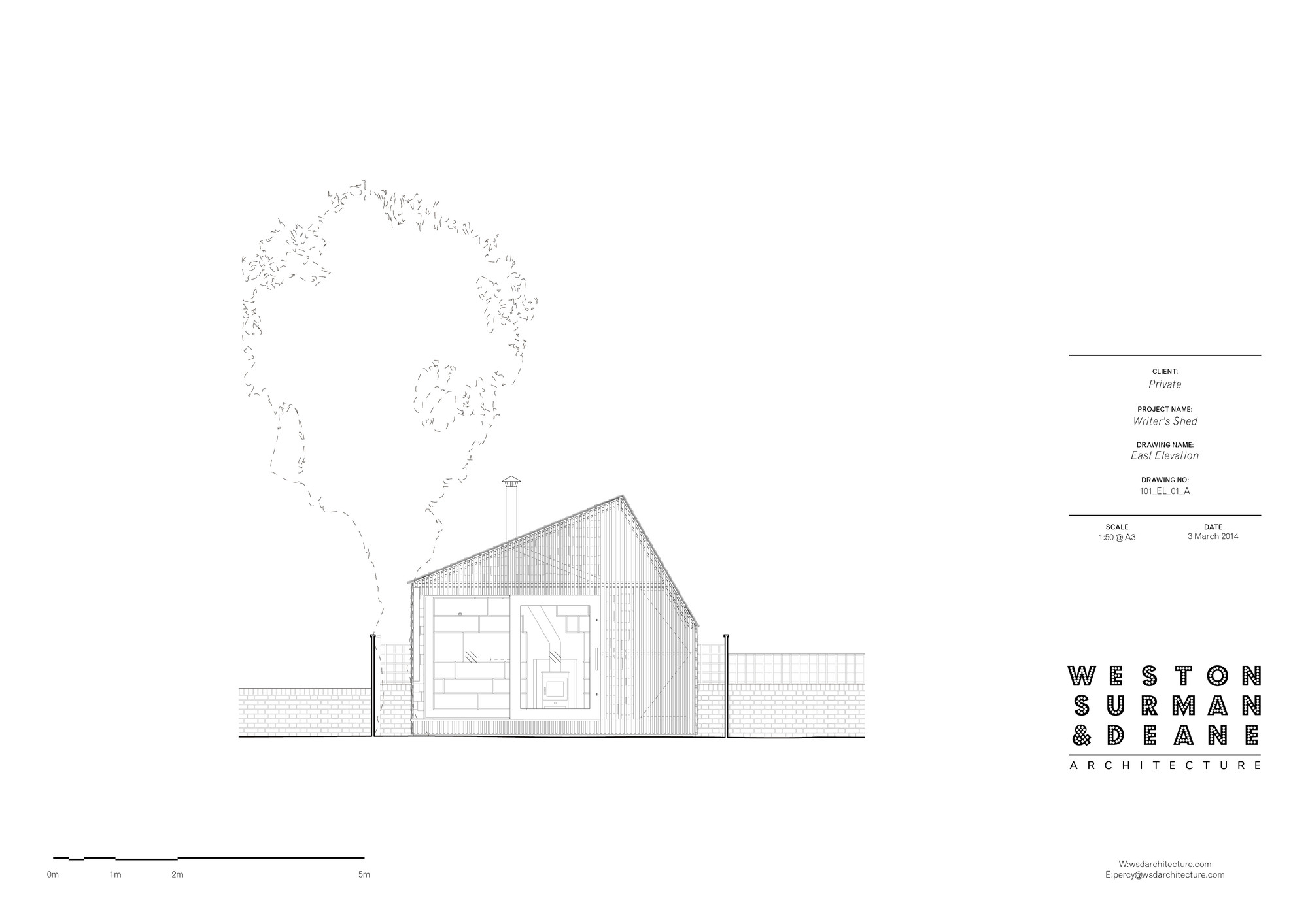 s archdaily 481414 petition entry moscow s Redman New Moon Trailer 140303 writer s shed3 1393872282