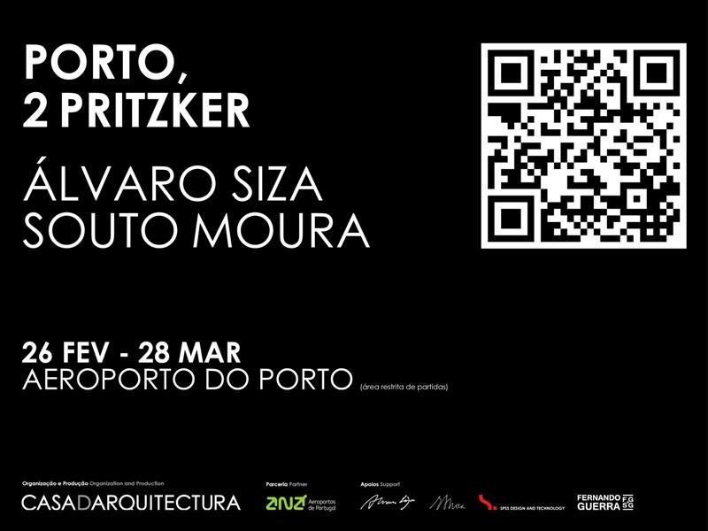 Porto, Dois Prêmios Pritzker: Álvaro Siza e Eduardo Souto Moura