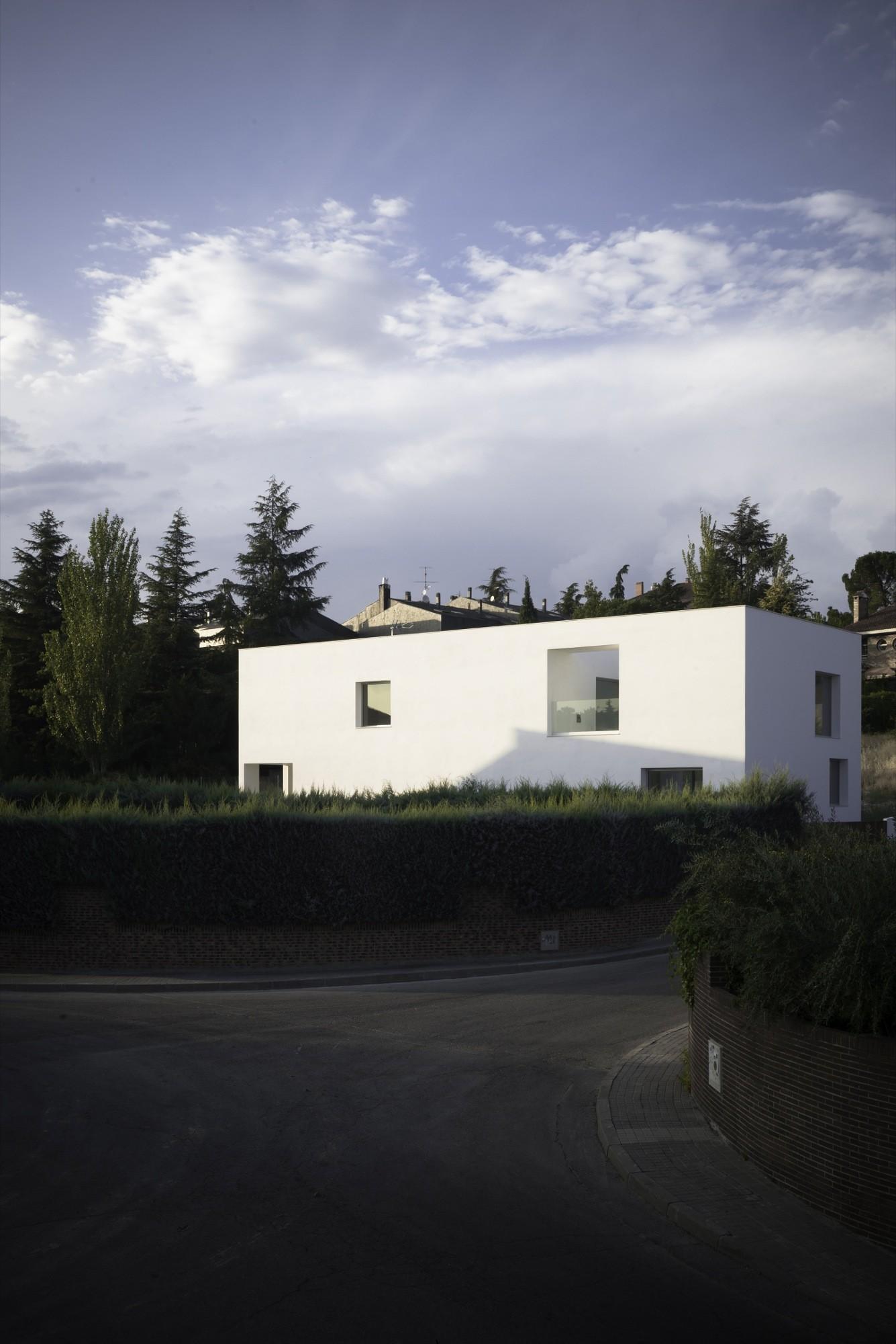 Galeria de casa h bojaus arquitectura 12 for Casa de los azulejos arquitectura