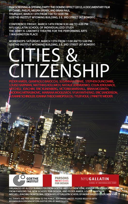 Symposium: Cities and Citizenship