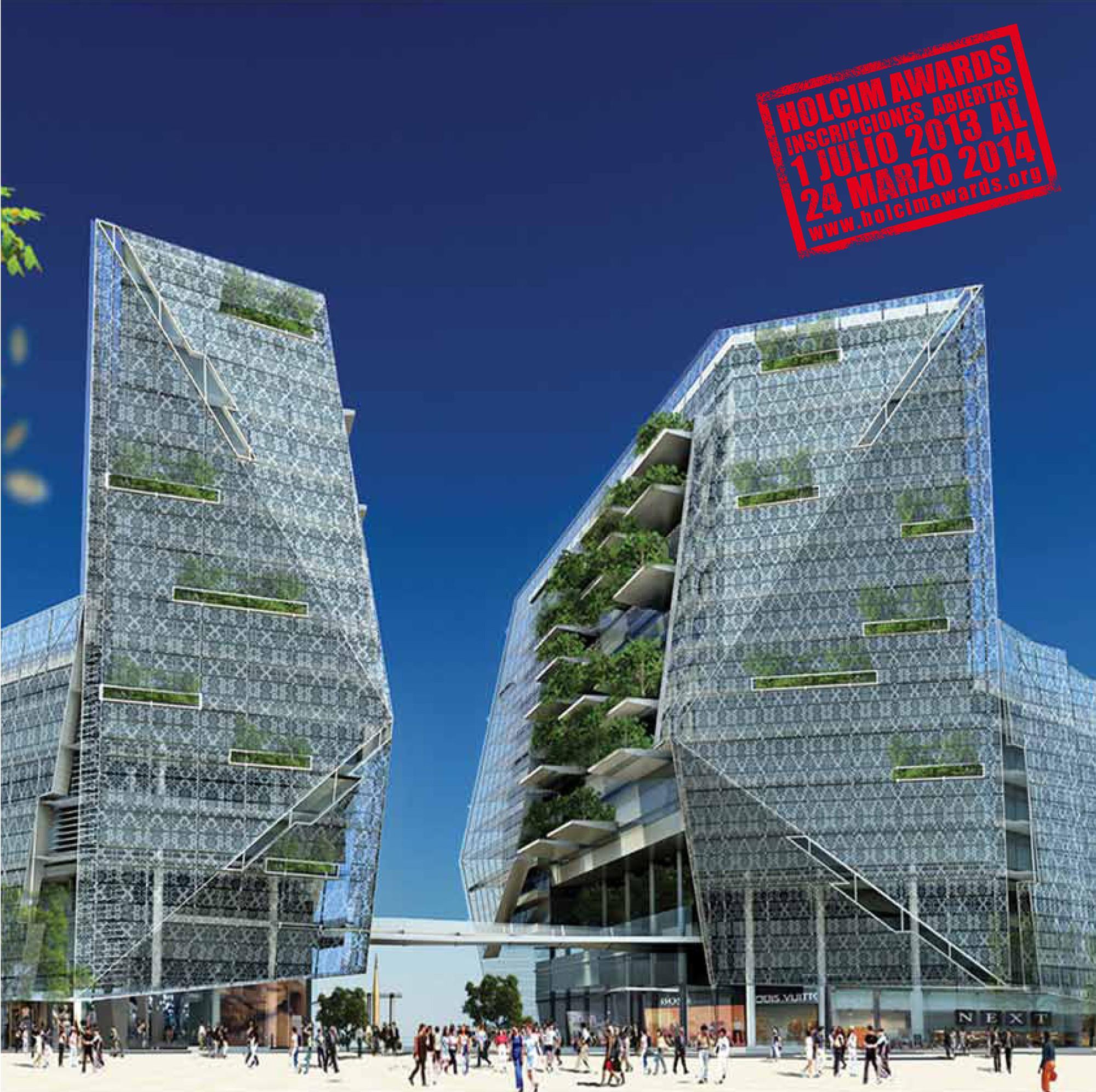 Holcim Awards: proyectos innovativos y contribuciones a un entorno construido de forma más sostenible, Proyecto finalista de los Global Holcim Awards 2012. Image Courtesy of Holcim Awards