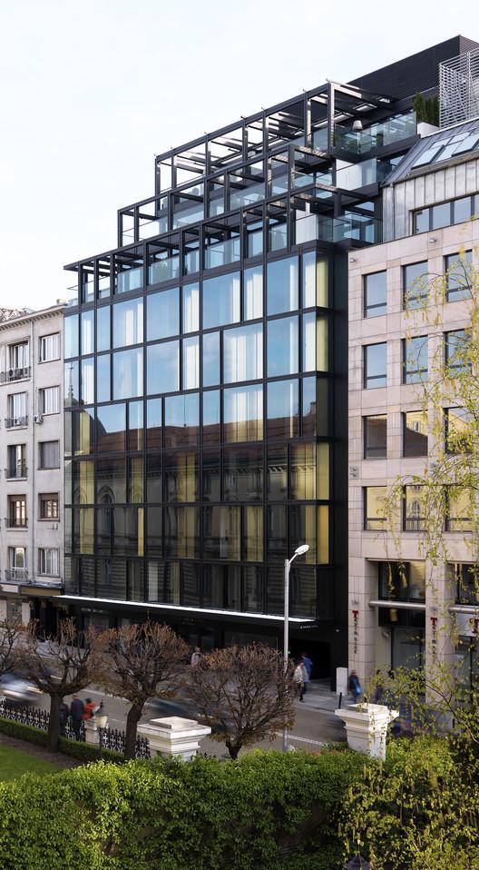 Hotel Sense / Lazzarini Pickering Architetti