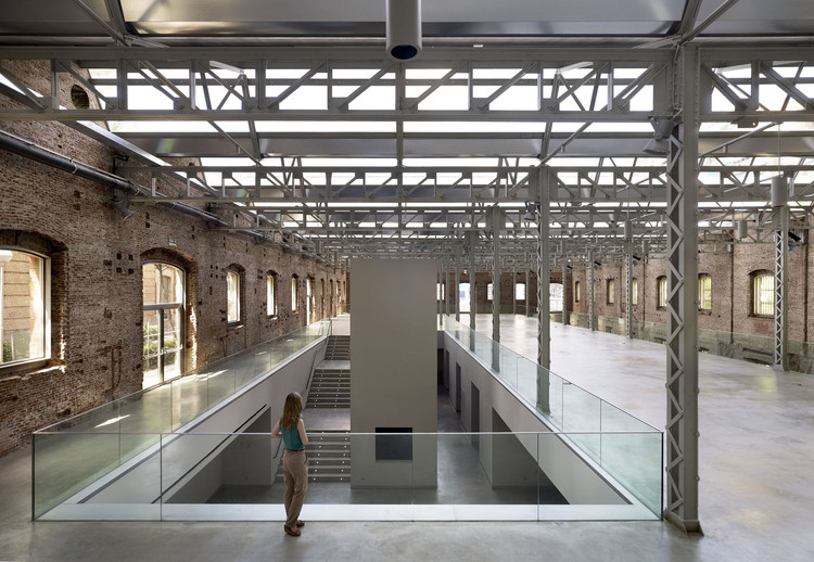 Centro Cultural Daoíz y Velarde  / Rafael De La-Hoz, © Alfonso Quiroga