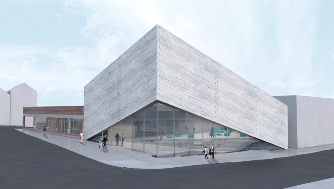 BIG Unveils New Scheme for Park City's Kimball Art Center, Courtesy of BIG