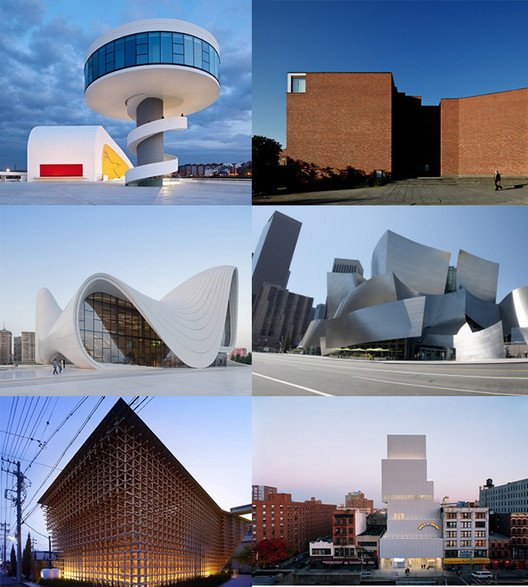 Six Essential Materials & The Architects That Love Them