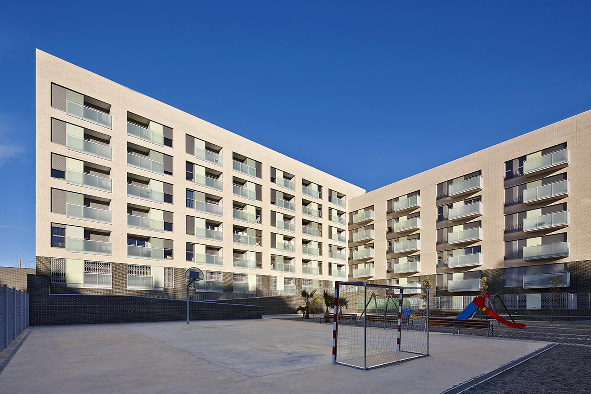 Galer a de viviendas sociales de alquiler en terrassa for Alquiler de viviendas