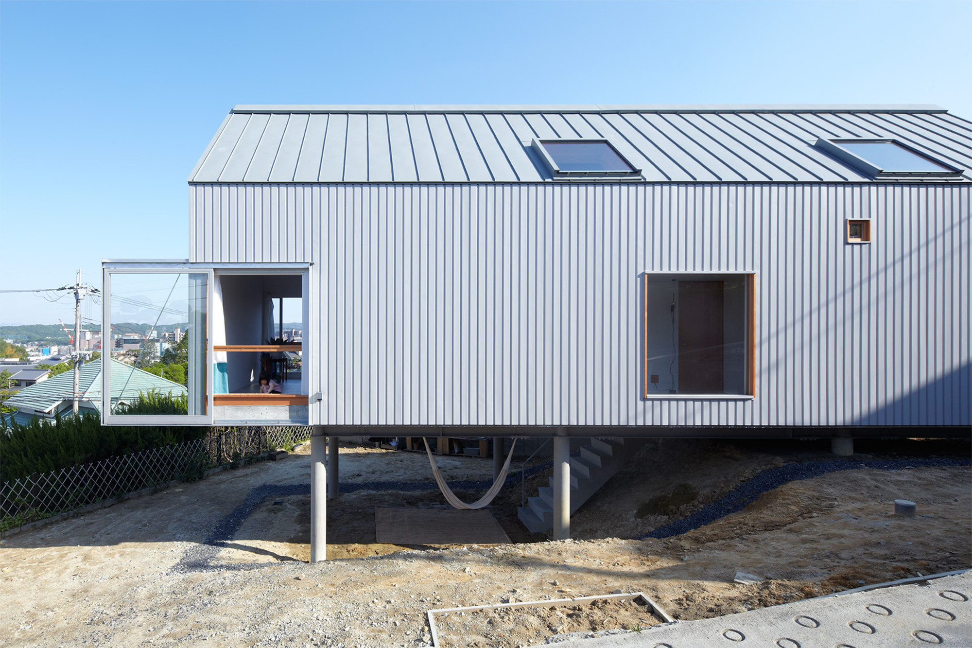 4n House / ninkipen!, © Hiroki Kawata