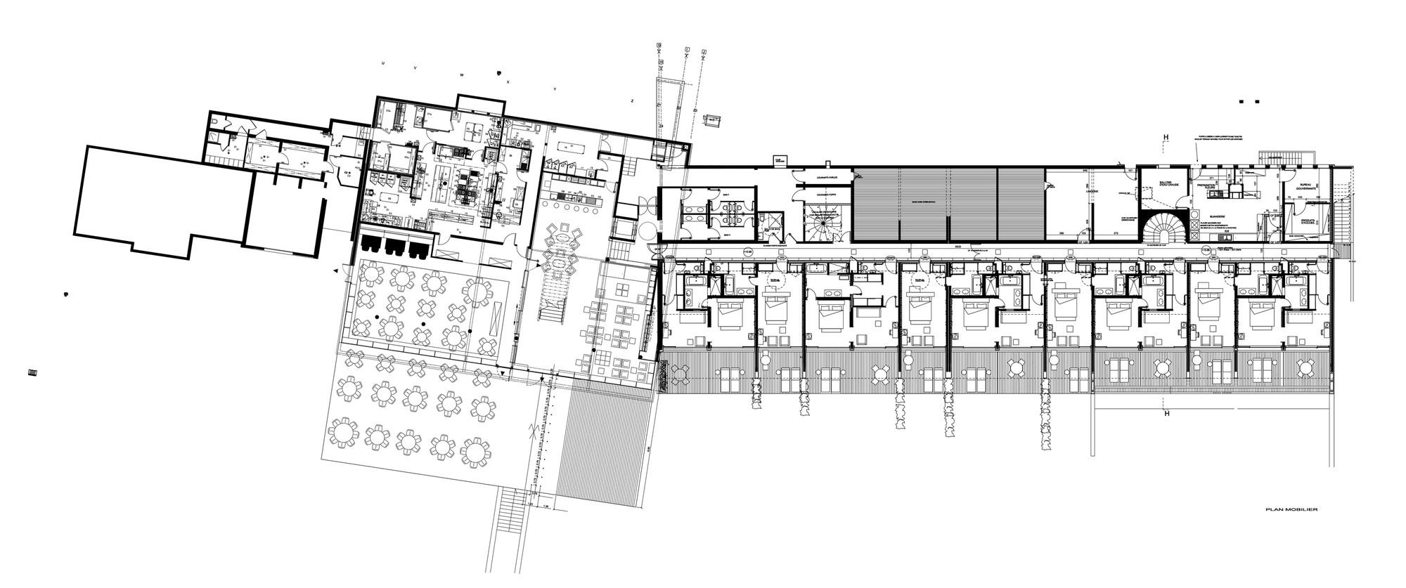 galeria de hotel casadelmar jean fran ois bodin 27. Black Bedroom Furniture Sets. Home Design Ideas
