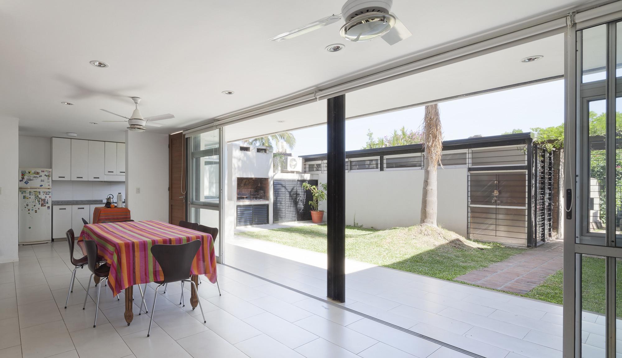 Galeria de casa interior rosana sdrigotti julio cavallo 22 - Casa interior ...